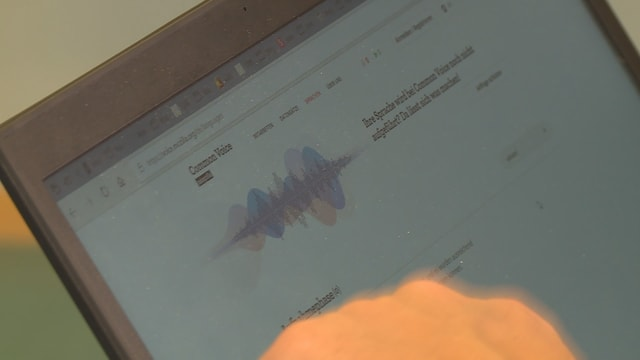Common voice: Il computer che discurra e chapescha rumantsch.