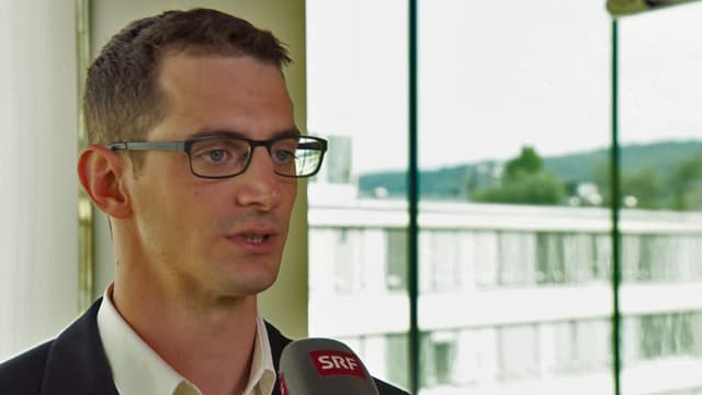 Tobias Kühne, Sprecher der Militärjustiz.