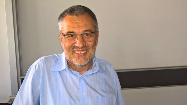 Mario Feuerstein da Zuoz
