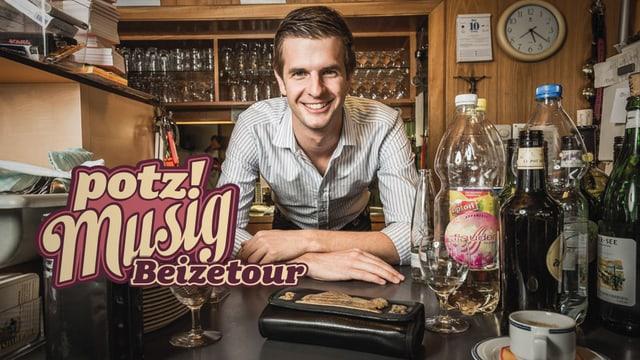 Video ««Potzmusig Beizetour» (1): Restaurant Windstock, Rickenbach SZ» abspielen