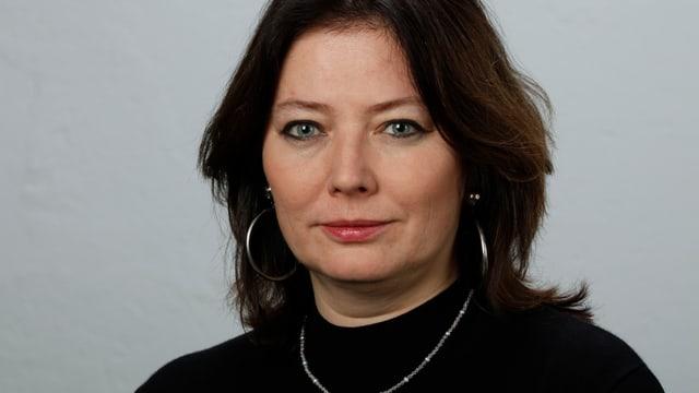 Portrait von Brigitta Gerber