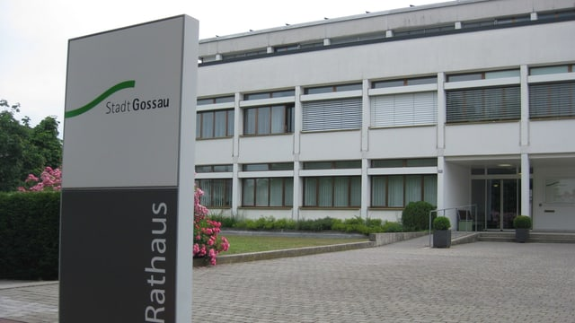 Rathaus Gossau