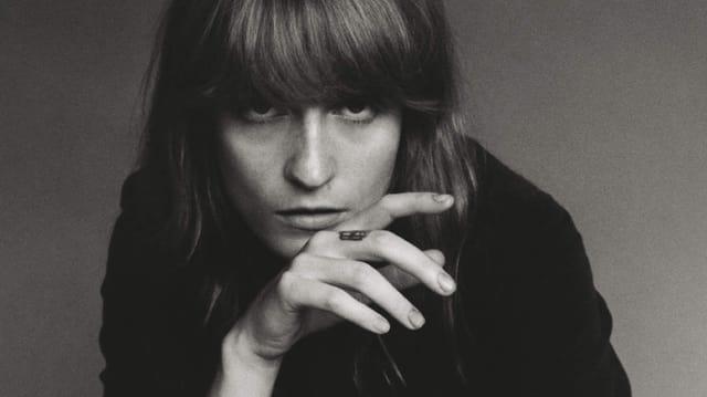 Die Musikerin Florence Welch