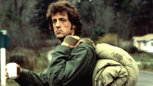John Rambo in Teil 1