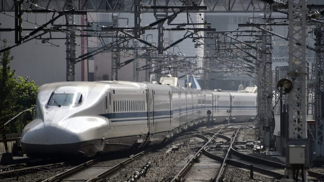 Tokio 2020: Cultura – Il Shinkansen