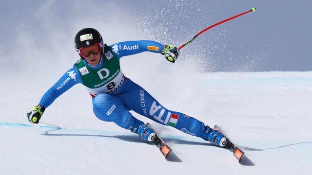 Elena Fanchini sin skis