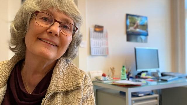 Daniela Fleischmann, Geschäftsführerin des christlichen Sozialwerks Hope.