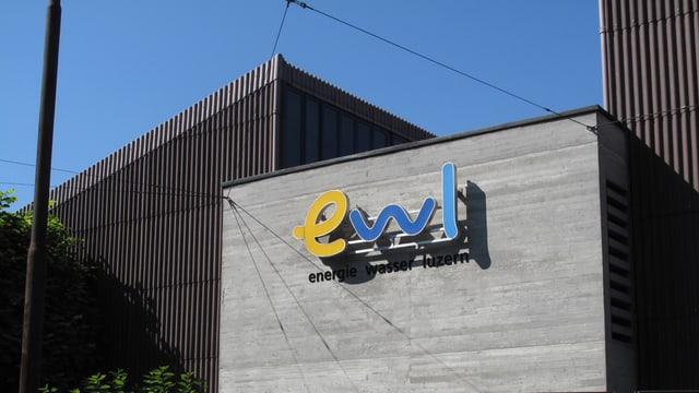 EWL-Gebäude Luzern