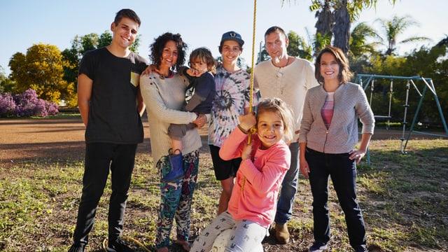Video «Familie Tobler in Australien» abspielen
