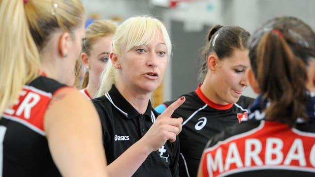 Nationaltrainerin Svetlana Ilic bezeichnete die EM-Generalprobe als geglückt.