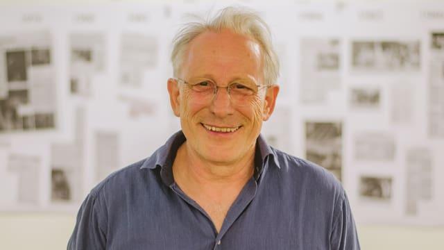 Porträt Hans-Ruedi Käser