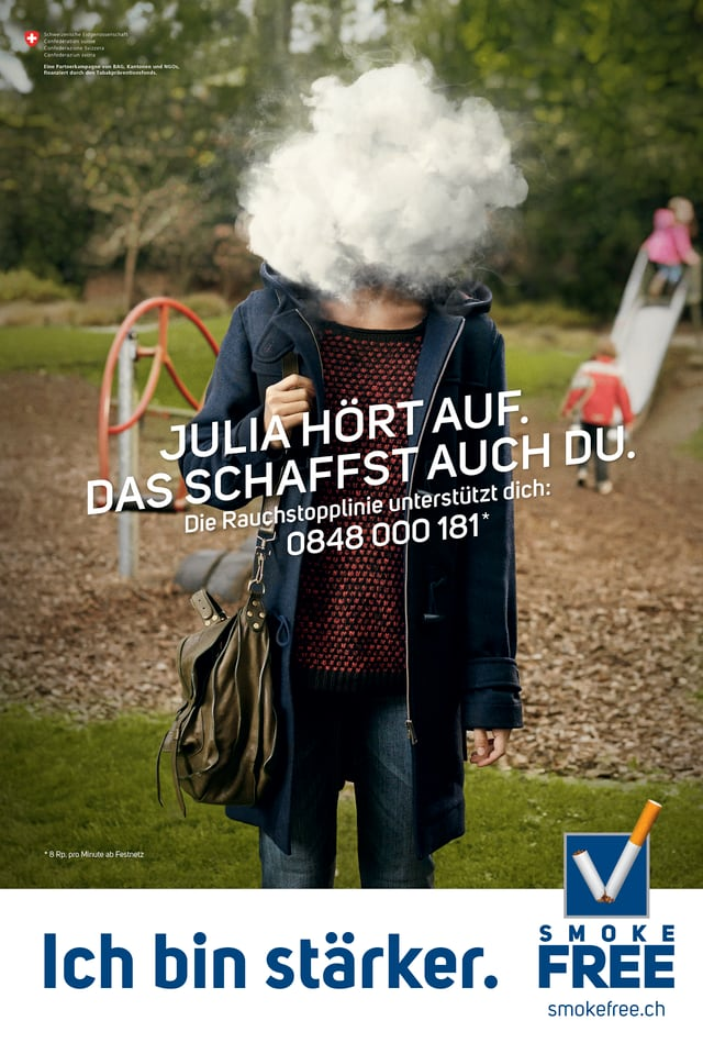 Kampagnen-Plakat