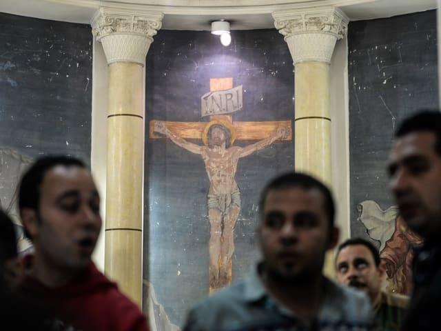 Kirche nördliche von Kairo