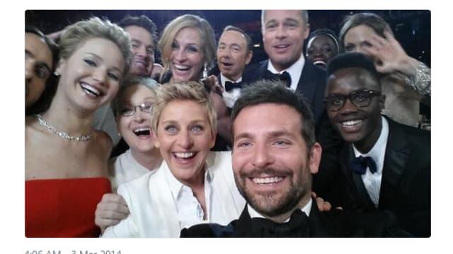Ellen DeGeneres' Tweet