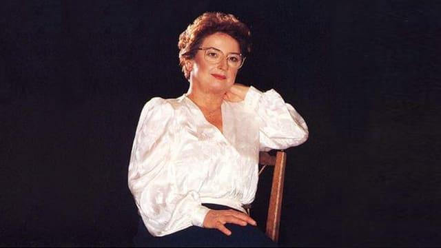 Die Organistin Marie-Claire Alain hat über 260 Aufnahmen eingespielt.