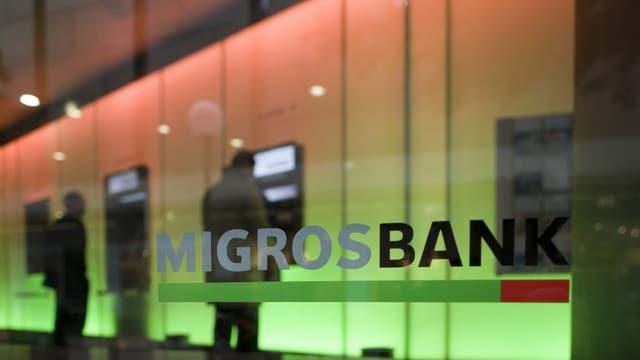Migros-Bank-Filiale