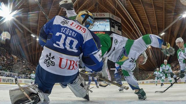 Spengler Cup in Davos.
