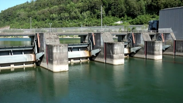 Video «Wasserwelt Schweiz: Die Nutzung der Wasserkraft (3/4)» abspielen