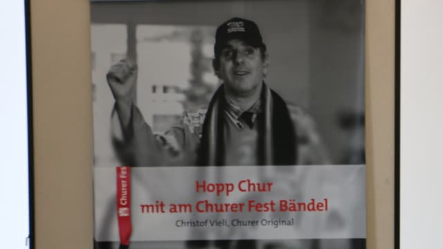 Christof Vieli - original da Cuira