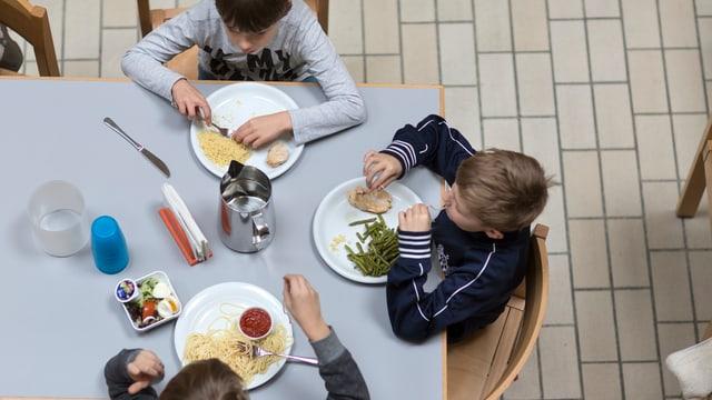Tagesschule in Zürich (Symbolbild)
