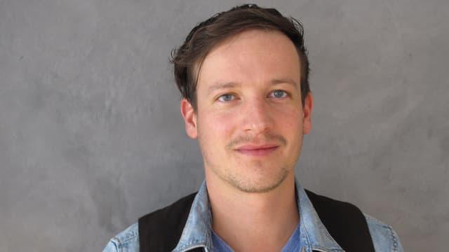 Portrait von Pius Bucher, dem neuen Präsidenten des Chäslagers Stans.