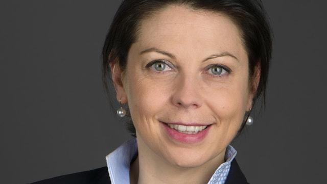 Portrait von Elisabeth Heer Dietrich
