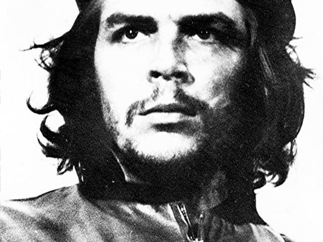 Portrait von Che Guevara.