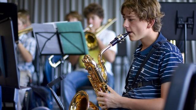 giuven saxofonist