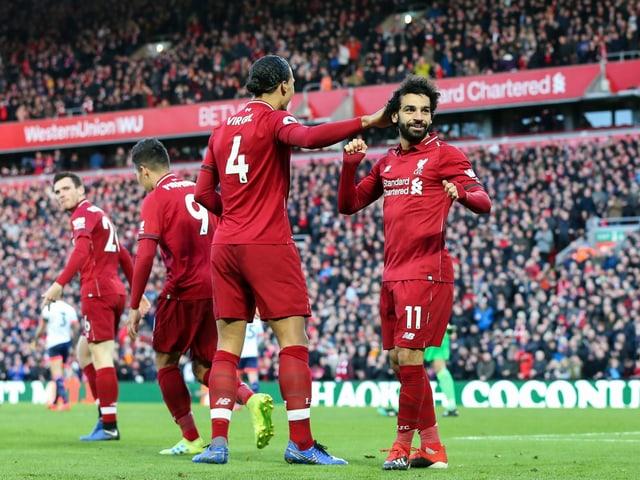 Shaqiri Fehlt Verletzt Liverpool Findet Zum Siegen Zuruck Sport Srf