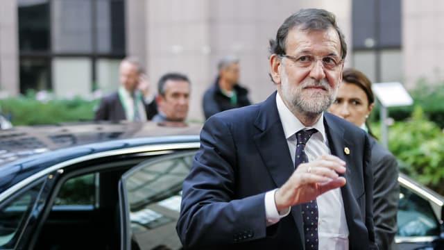 Il primminister da la Spagna, Mariano Rajoy.