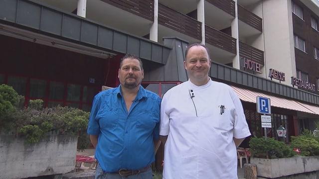 Video «Kanton Wallis – Tag 4 – Restaurant Aletsch, Mörel» abspielen