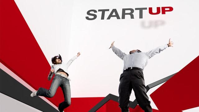 «Kraftakt Start up»
