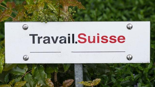 Logo da Travail.Suisse