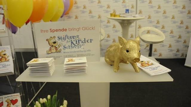 Fyler und Ballone Stiftung Kinder
