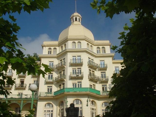 Ehemaliges Hotel Sonnenberg in Seelisberg