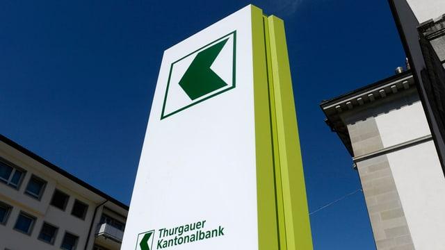 Logo der Thurgauer Kantonalbank.