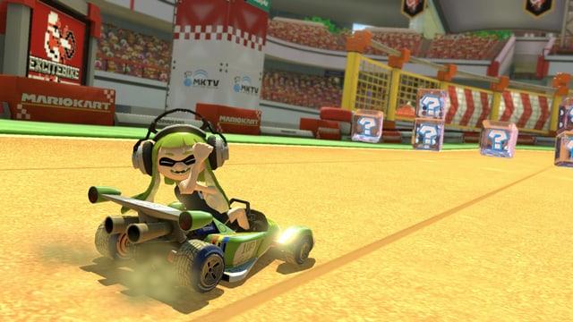 Review Mario Kart 8 Deluxe Ist Ein Perfektes Game Radio Srf