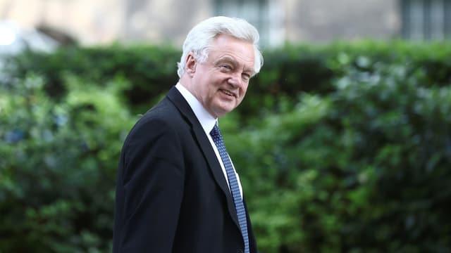 Il minister dal Brexit David Davis