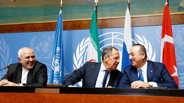 Genfer Gespräche ohne Deadline