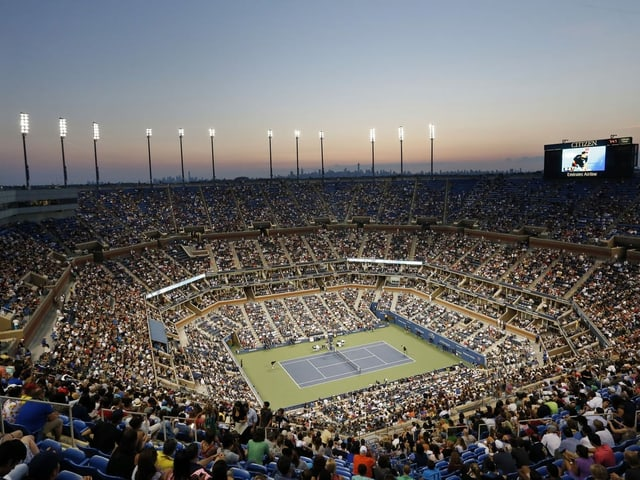 Die US Open stehen weiter auf der Kippe.