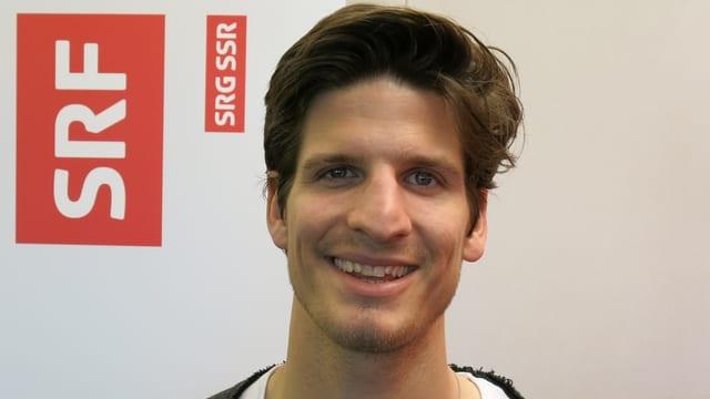 Portraitaufnahme von Timm Klose