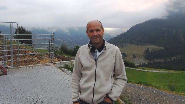 Daniel Albertin: il mastral da la nova vischnanca Alvra è in da Mon