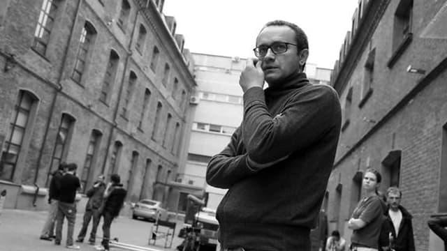 Regisseur Andrey Zvyagintsev.