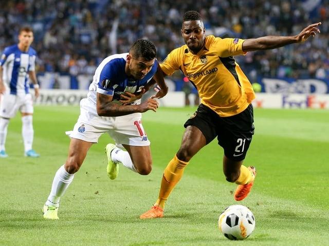 1:2 in der Europa League - YB für Leistungssteigerung in Porto nicht belohnt