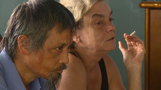 Son Doan und seine Frau Sissi sind vor 8 Jahren nach Vietnam ausgewandert.