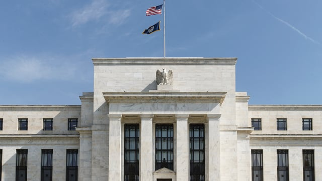 US-Notenbank Federal Reserve.