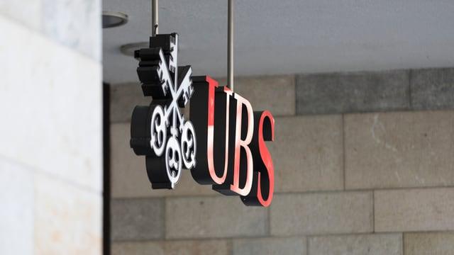 Logo UBS vi d'ina chasa.
