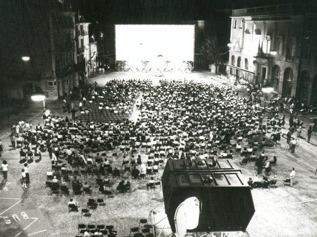 Die Piazza 1971.