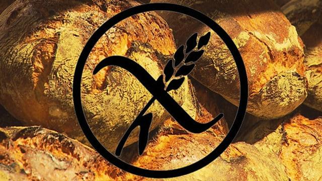 Brot und glutenfrei-Symbol