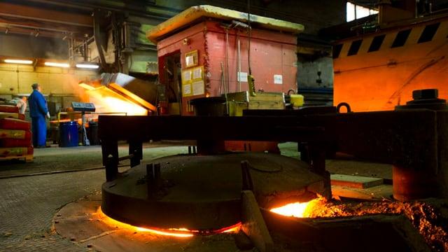 Tranter auter èn era las prognosas per las branschas da metal sa meglieradas.